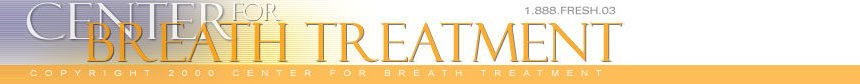 Breath Cure - Center for Breath Treatment