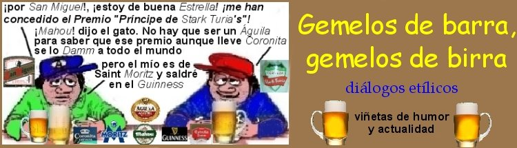 barras y birras, humor, actualidad y cerveza
