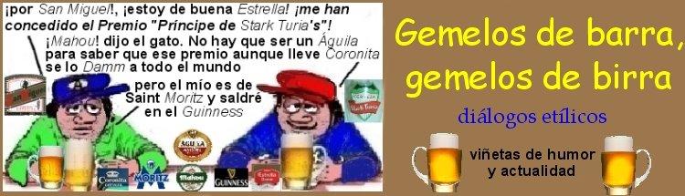 barras y birras, humor, actualidad y cerveza