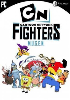 Game Cartoon Network Fighters