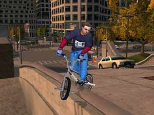 Game Dave Mirra Freestyle BMX