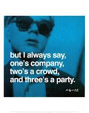 Provérbio Warholiano