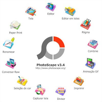 Photoscape v3.3 portable