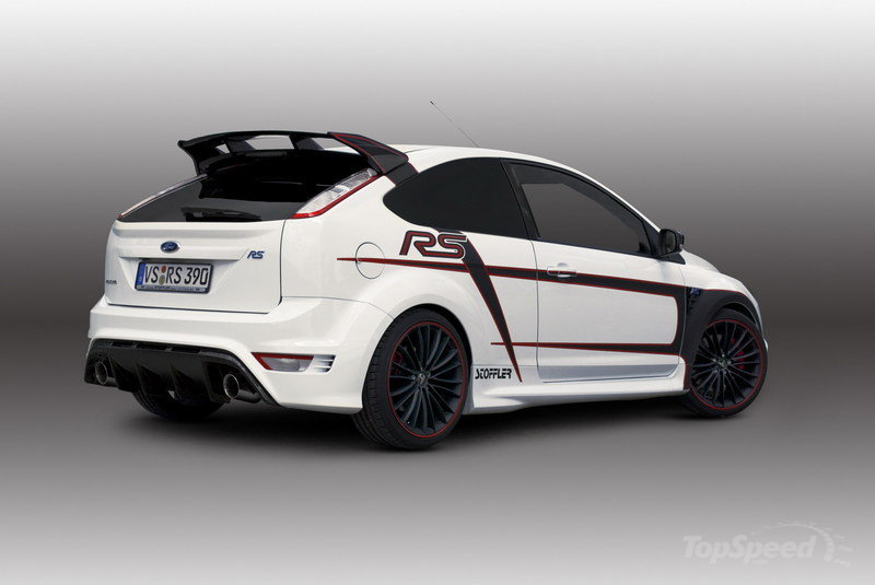 Area Tuning Tuning Ford Focus RS