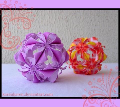 PAP Origami Arabesque