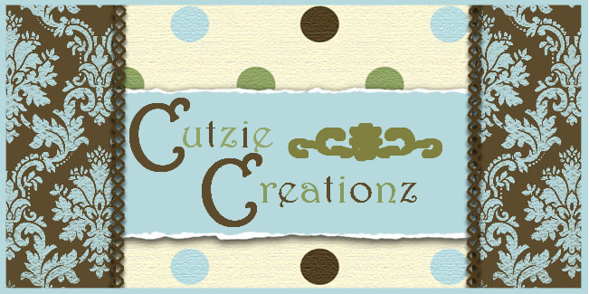 Cutzie Creationz Vinyl Sayings