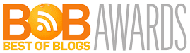 This blog nominated for: