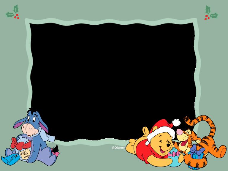 Marcos con Winnie Pooh - Imagui