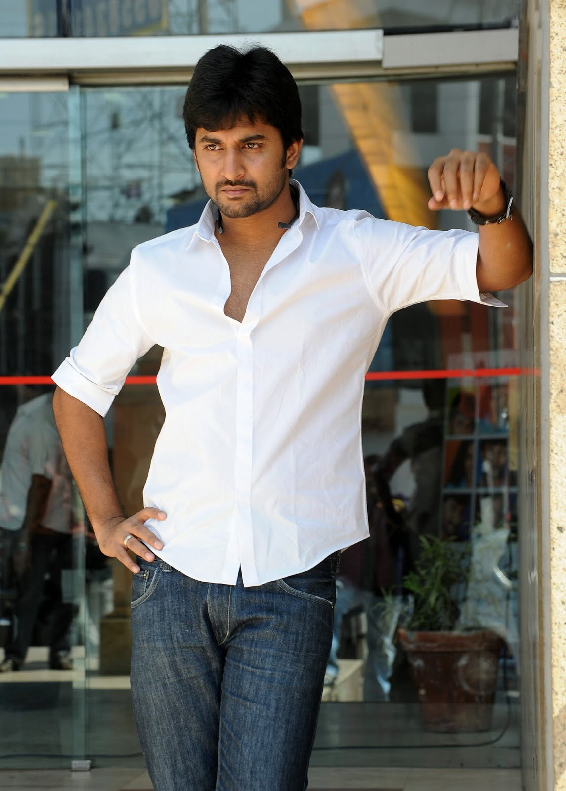 Ashta Chemma Fame Nani Actor Photo Shoot Stills
