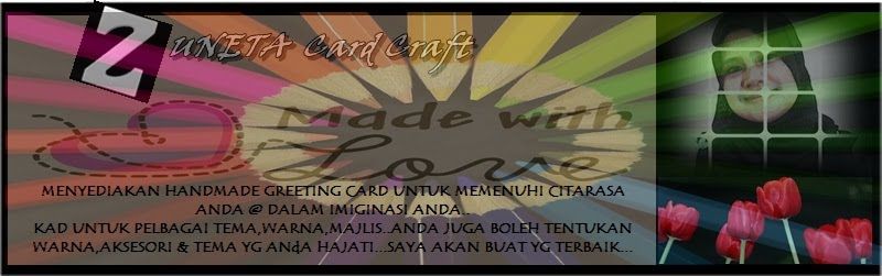 """""ZuNETA CARD CRAFT"""""