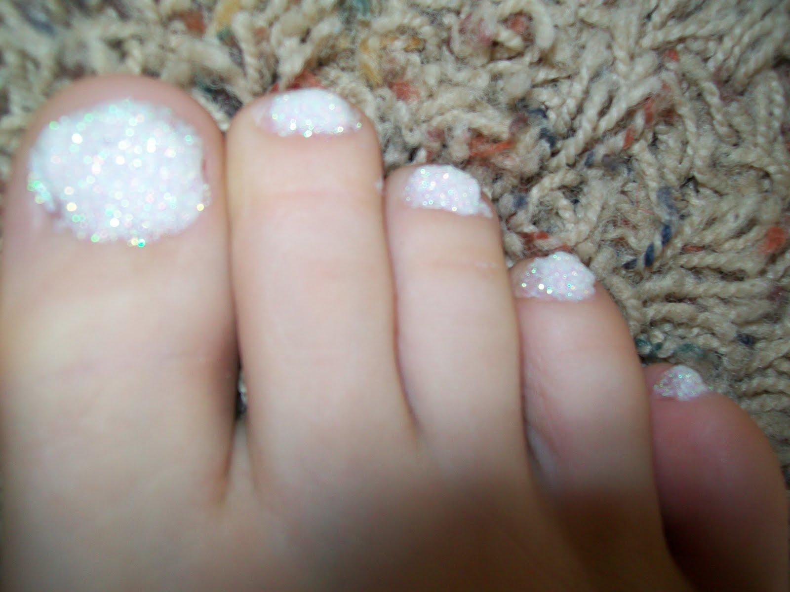 Glitter Toes Utah Glitter For Glitter Toes