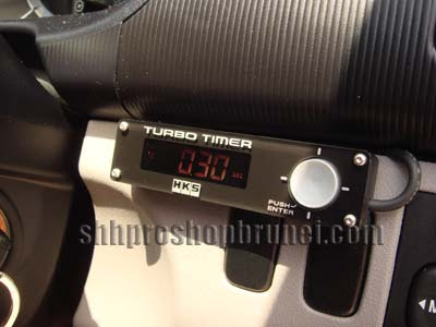 Hks Turbo Timer. HKS TURBO TIMER TYPE 0 ON