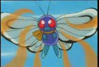 Pokemons de Kanto! Butterfree