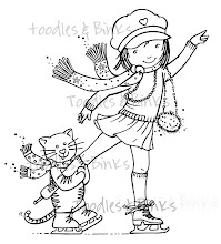 Toodles &amp; Binks Skate (RRP-005)