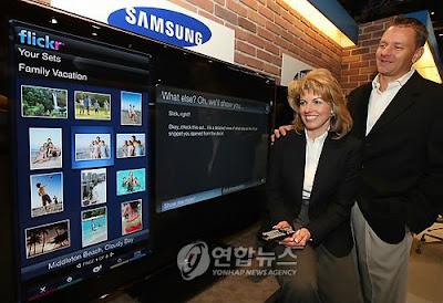 삼성 인터넷@TV, CES 2009