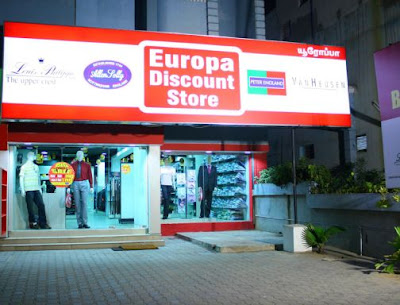 Europa Discount Store