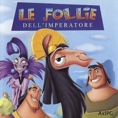 Le follie dell'imperatore