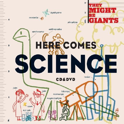 They Might Be Giants You're On Fire