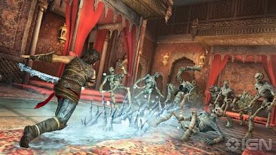 Prince of Persia: Le Sabbie Dimenticate PC
