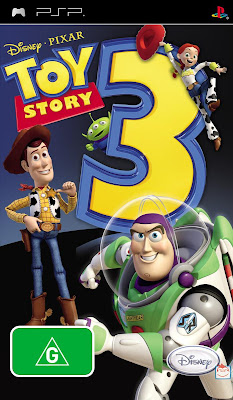 Toy Story 3 PSP