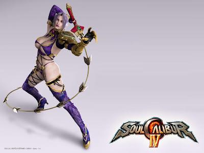 Ivy - Soul Calibur 4