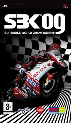 SBK-09 Superbike World Championship Playstation Portable