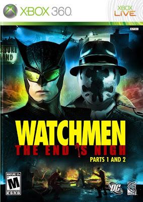 Watchmen Xbox 360