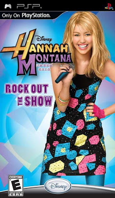 Hannah Montana: Rock Out the Show PSP