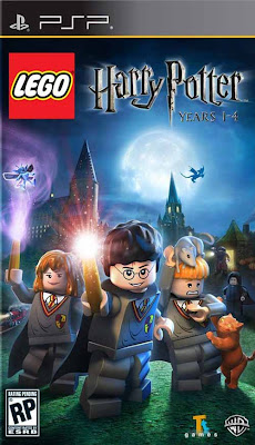 LEGO Harry Potter: Anni 1 – 4 PSP