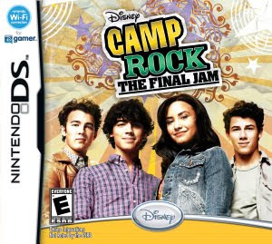 Camp Rock: The Final Jam DS