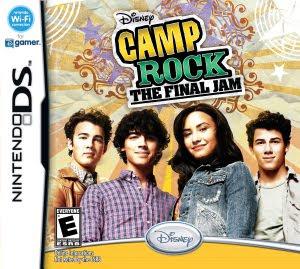 Camp Rock: The Final Jam DS