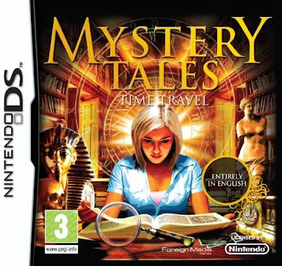 Mystery Tales of Time Travel DS