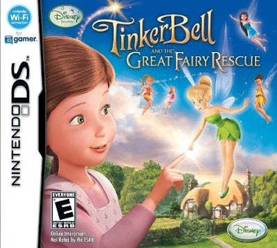 Tinker Bell and the Great Fairy Rescue DS