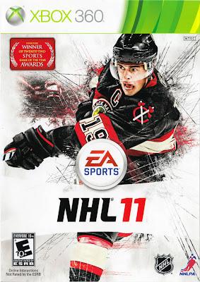 NHL 11 Xbox 360