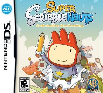 Super Scribblenauts DS