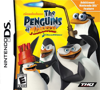 Penguins of Madagascar DS