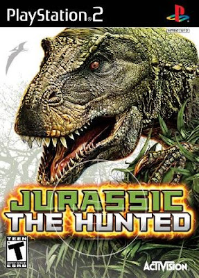 Jurassic: The Hunted PS2