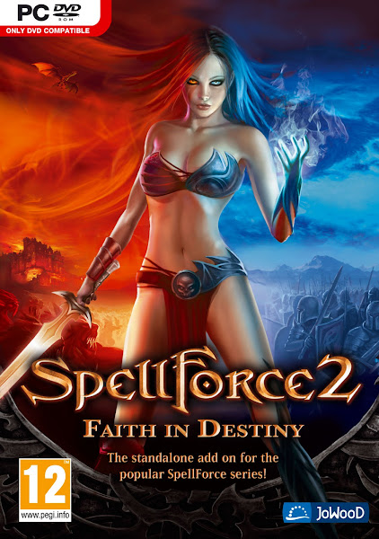 Spellforce 2 Faith in Destiny PC FLT Download