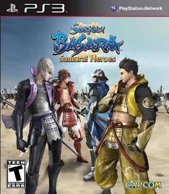 Sengoku Basara: Samurai Heroes PS3