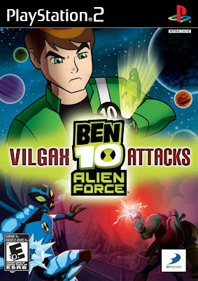 Ben 10: Alien Force Vilgax Attack PS2