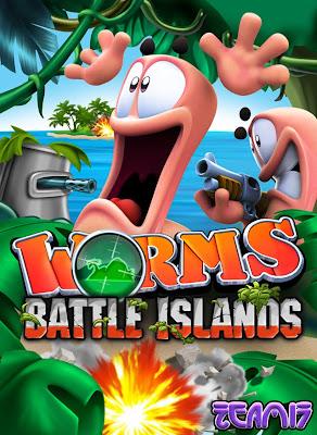 Worms: Battle Islands PSP