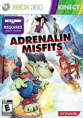 Adrenalin Misfits Xbox 360