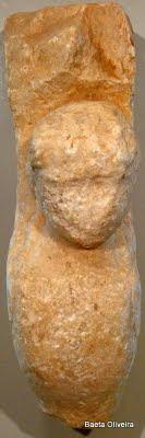 Esfíngie helénica (sec.VI a.C.) - Museu Municipal de Arqueologia, Silves