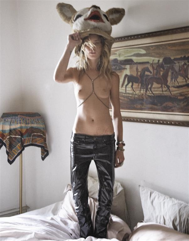 November 23, 2009. tags: erin wasson, runway hippie, tattoos, Erin Wasson