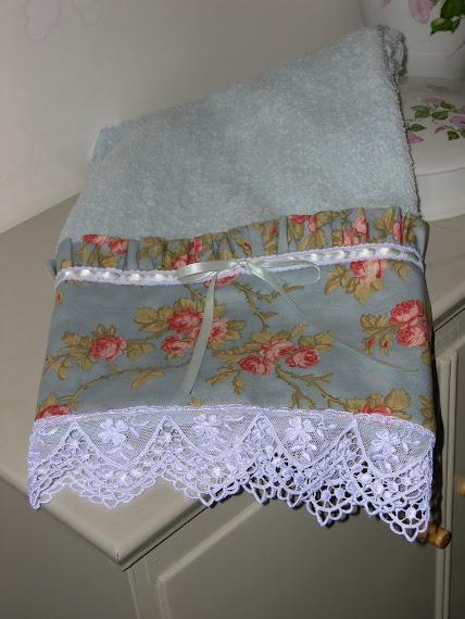 Asciugamano cottage
