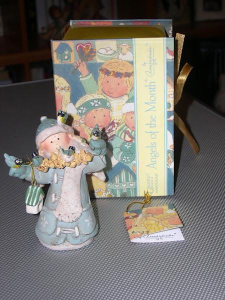 Angelo di  ANNEKABOUKE ( con scatola e cartellino)