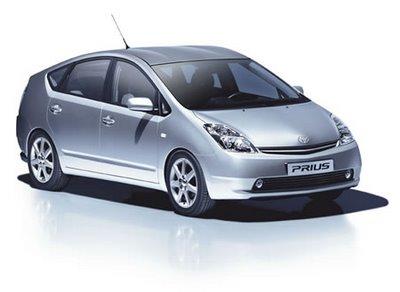 Hybrid cars Toyota Prius 2011