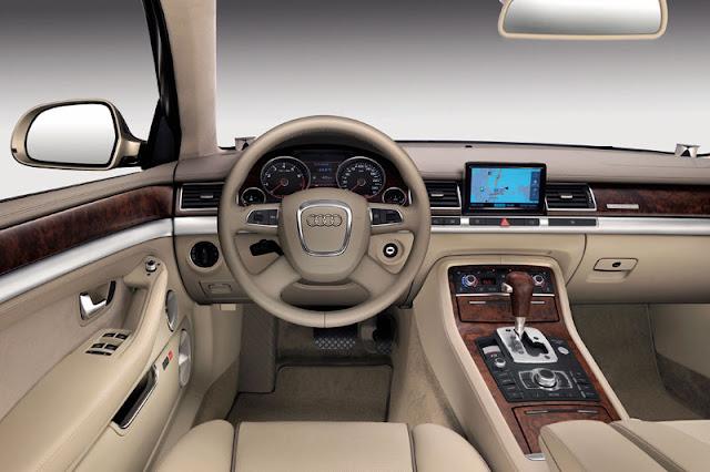 Audi, Audi A8, audi a8 facelift