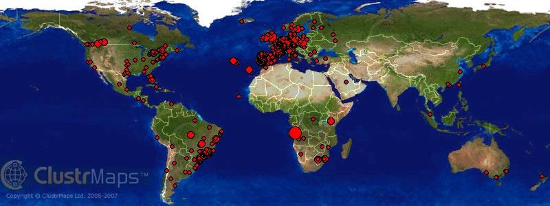 Mundo a Eito 22 de Outubro 2007