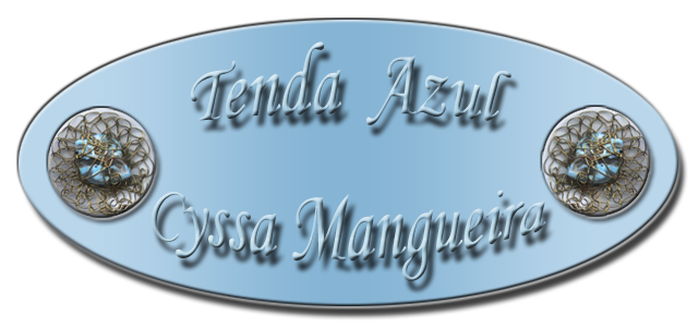 MENINA AZUL VIDEOS - CYSSA MANGUEIRA